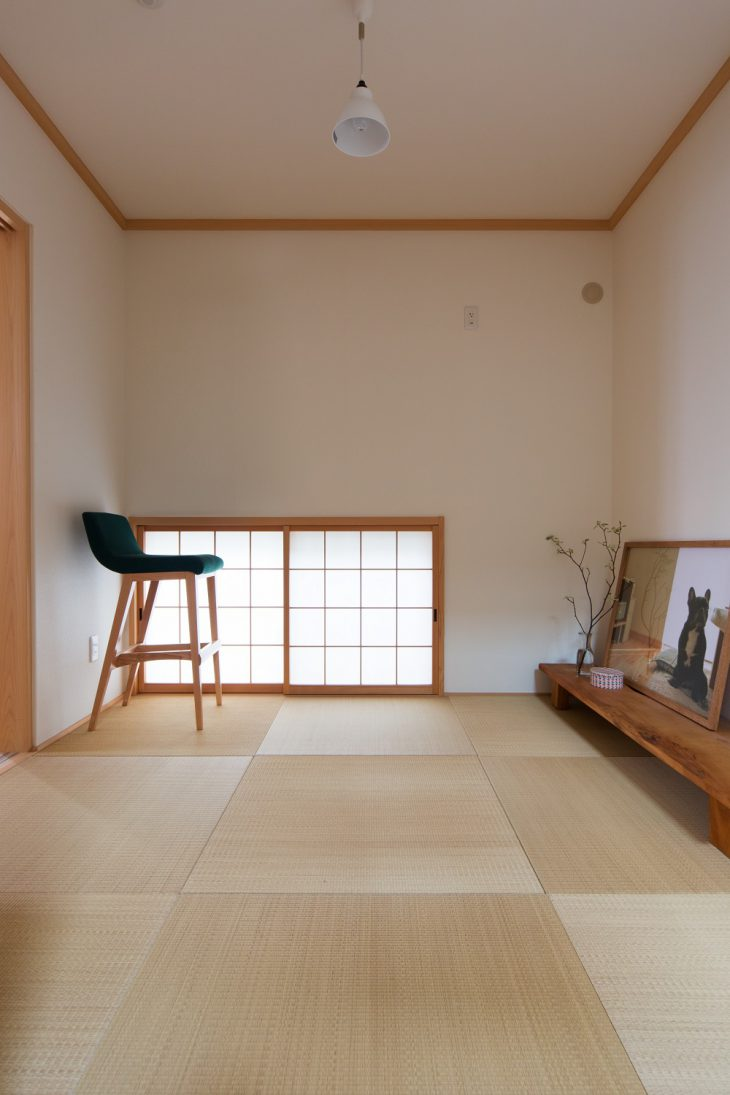 美濃加茂で注文住宅匠建の畳の部屋