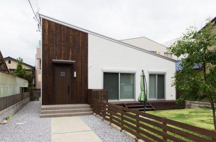 美濃加茂の新築住宅匠建でペットと暮らす