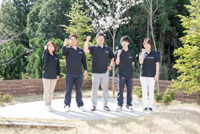 美濃加茂で新築注文住宅、匠建のスタッフ