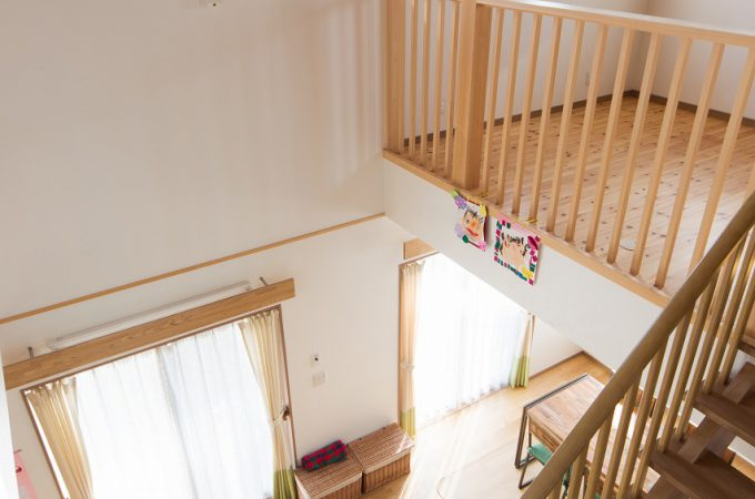 美濃加茂で注文住宅匠建のあたたかい家