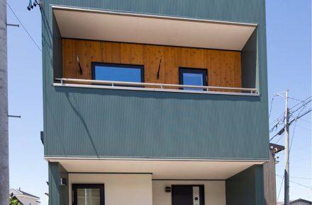 美濃加茂の匠建、多治見市でスマイラスの家