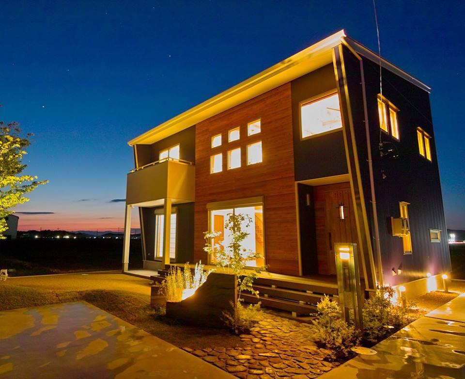 美濃加茂の匠建で高気密住宅作り