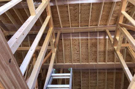 美濃加茂の匠建、関市で新築工事