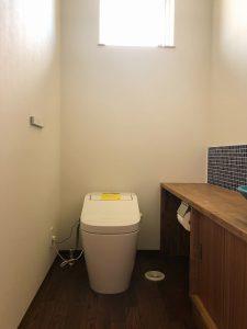 御嵩町M様邸トイレ